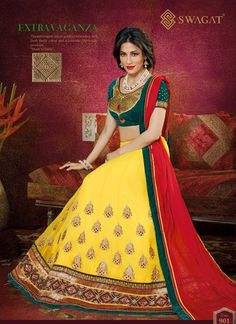 Designer Bollywood Georgette Lehenga Choli 7 Days Easy Return, Buy Designer Lehenga, Embroidered Lehenga, Bridal Lehenga...