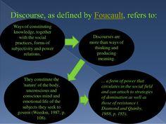 Master thesis discourse analysis
