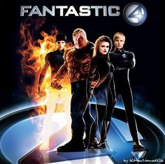 Cast as Fantastic 4, lol