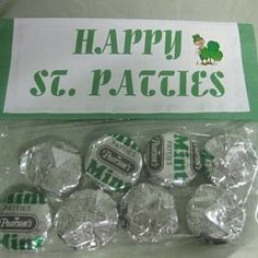 St. Patrick's Day Teacher Gift St. Patrick's Day Party Favor @ decorating-by-day