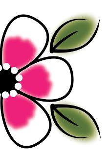 IMAGENS DE ADESIVOS DE UNHAS: 25 de 200 Parte 4-Imagens Gratis de Adesivos de Unhas Painted Rock Cactus, Painted Rocks, Star Painting, Fabric Painting, Hand Embroidery Flowers, Rock Painting Ideas Easy, Flower Nail Art, Flower Doodles, Flower Clipart