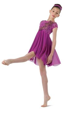 Sequin mesh, nude mesh, and spandex leotard with attached mesh skirt. Dance Costumes Kids, Hip Hop Costumes, Lyrical Costumes, Ballet Costumes, Girl Costumes, Dance Outfits, Dance Dresses, Cute Dresses, Worship Dance