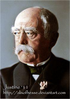 Otto von Bismarck by AlixofHesse on DeviantArt