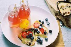 Goede reden om niet te veel te eten: dan houd je plek over voor deze super-de-luxe pannenkoekjes - Recept - Allerhande