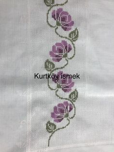 Prayer Rug, Bargello, Diy And Crafts, Cross Stitch, Flowers, Blog, Cross Stitch Flowers, Bathroom Towels, Embroidery Stitches