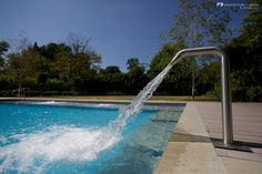 Newlands House outdoor swimming pool