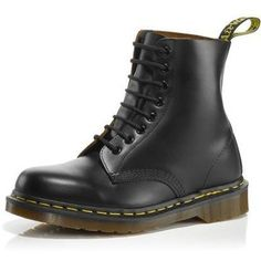 Dr Martens Vintage 1460 Boots – Black | I Want It Black