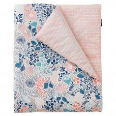 DwellStudio Cot Quilt/Play Blanket - Meadow