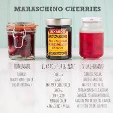 Homemade Maraschino Cherries (DIY Cocktail Cherries)