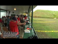Black Dagger MHC Military Top Shot Event Video - YouTube