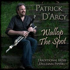 Order @piperdarcy Patrick D'Arcy's CD on website! #irishmusic.
