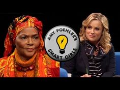 """Great interview from Amy Poehler's web series """"Smart Girls at the Party."""""""
