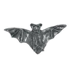 Bat Lapel Pin - CX12HHNTKPP - Brooches & Pins  #jewellrix #Brooches #Pins #jewelry #fashionstyle