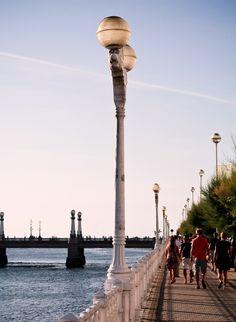 Wonderful San Sebastian http://www.travelandtransitions.com/european-travel/