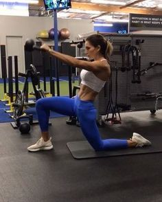 "6,773 Likes, 72 Comments - Alexia Clark (@alexia_clark) on Instagram: ""Kettlebell Werk 1. 15 each side 2. 12 each side 3. 15 reps each 4. 8 reps each side 3-4 rounds…"""