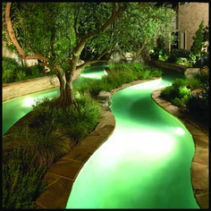 lazy river backyard pool!!!!  must have one one day!!