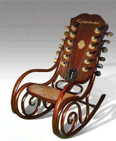 Musical Rocking chair