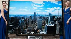 Samsung lanza TV OLED ultra HD de 110 pulgadas