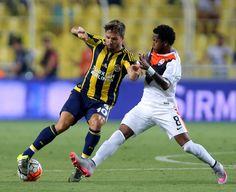 Fenerbahçe faz queixa após Shakhtar usar Fred e aguarda decisão da Uefa #globoesporte