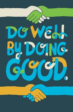 do well by doing good / mtv core values