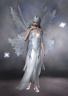 fairy of ice