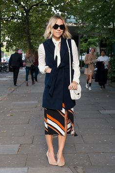 18 cool looks from the streets of London: day 3 - Fashionising.com