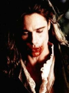 """Brad Pitt in """"Interview With a Vampire"""""""