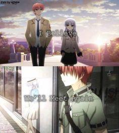 Anime/Manga = Angel Beats