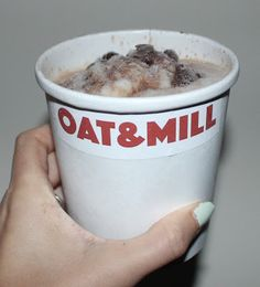 Oat & Mill Black Forest Ice Cream