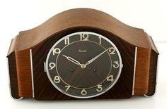 Uncle Ernie's art deco clock.