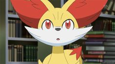 Fennekins My favorite but the cutest fire type to me :) Pokemon Gif, What Is Pokemon, Pokemon X And Y, Amelie, Pokemon Pocket, Cute Creatures, Anime Characters, Pikachu, Amelia
