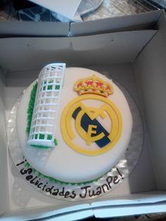 Tarta escudo Real Madrid