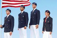 Ralph Lauren habille l'équipe américaine aux JO de Londres