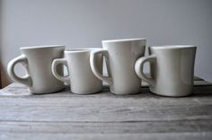 restaurant mugs