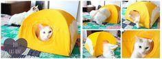 палатка для кота 5
