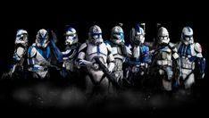 Ver Star Wars, Star Wars Rebels, Star Wars Clone Wars, Star Wars Art, Star Wars Pictures, Star Wars Images, Star Citizen, Guerra Dos Clones, 501st Legion