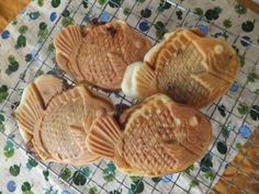 米粉で!皮がカリカリおいしい鯛焼き レシピ・作り方 by youching|楽天レシピ
