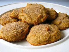 Organic Zucchini Cookies Recipe with coconut flour Zucchini Cookie Recipes, Zucchini Cookies, Vanilla Recipes, Coconut Recipes, Healthy Recipes, Delicious Desserts, Dessert Recipes, Yummy Food, Organic Dinner Recipes