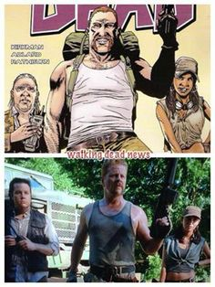 Michael Cudlitz offers 'The Walking Dead' Season 4 spoilers on new characters Abraham, Eugene and Rosita Walking Dead Season 4, Fear The Walking Dead, Twd Comics, Walking Dead Comics, Abraham Ford, Talking To The Dead, Dead Inside, Daryl Dixon, Best Shows Ever