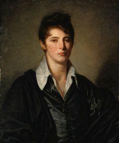 Jean Baptiste (1725-1805) - 1804c. Portrait of Florentius Josephus van Ertborn (Christie's London, 1998)