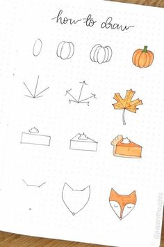 Best bullet journal doodles for fall & halloween Starting your fall theme and need some deocration ideas? Check out these Fall and Halloween step by step bullet journal doodle tutorials for inspiration! Doodle Bullet Journal, Bullet Journal Notebook, Bullet Journal Ideas Pages, Bullet Journal Inspiration, Autumn Bullet Journal, Bullet Journal Halloween, Bullet Journal October, Doodle Art Journals, Bullet Journals