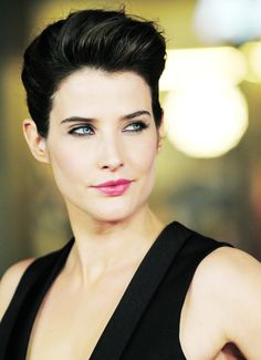 Cobie Smulders - Portrays Agent Maria Hill