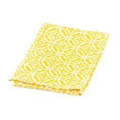 Yellow Fez Napkins