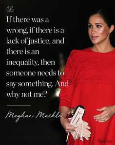 16 Meghan Markle Quotes About Work, Feminism and Staying True to Yourself family markle Womens Day Quotes, Meghan Markle Style, Intersectional Feminism, Princesa Diana, Badass Women, The Way You Are, Royal Weddings, Prince Harry And Meghan, Be True To Yourself