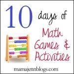 Making Equations {Addition & Subtraction} Math Game « Mama Jenn