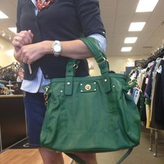 1a6414bf36b9 Get this amazing Marc Jacobs handbag at Clothes Mentor Wilmington for $180  Brand Name Clothing,