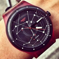 Swatch SISTEM RED ©fidimovski