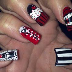 Love me nail art!!