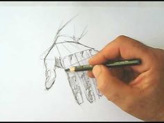 Today's Drawing Class 101: Drawing arms and hands || how to draw hand