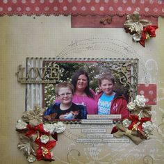 My handsome sons and yes...me. For all details please drop over to my blog. http://brendalcaldow.blogspot.com.au